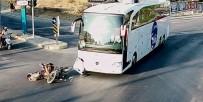 TURGUTREIS - Bodrum'da Mobeseye Yansıyan Kazalar Pes Dedirtti