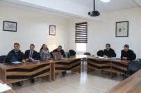 ÇIÇEKLI - Bulanık'ta Lise Müdürleri Toplantısı