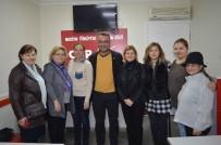 BAŞKAN ADAYI - CHP Lüleburgaz Kadın Kolları Başkanı İstifa Etti