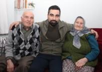 ZEYTINLIK - Cizre'de Saldırıda 11 Arkadaşını Şehit Veren Gazi, Baba Ocağında