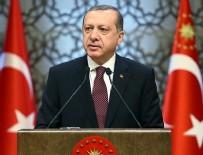 DARMADAĞıN - Cumhurbaşkanı Erdoğan'dan yeni yıl mesajı