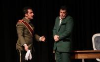 UMUTLU - EBB Şehir Tiyatrosu 'Çehov Bahçesi' Adlı Oyunu Sahneledi