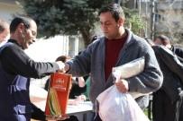 GIDA YARDIMI - Gıda Bankası Bir Yılda 11 Bin Kişiye Ulaştı