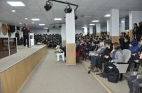 TELEVİZYON DİZİLERİ - Gölbaşı İlçesinde 'Gençlik Ve Gelecek' Konulu Söyleşi Yapıldı