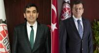 GAZIANTEP TICARET ODASı - GTO Başkanları 2017'Nin Başarı Yılı Olmasını Diledi