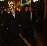 MUSTAFA ÇALIŞKAN - İstanbul İl Emniyet Müdürü Çalışkan'dan Polislere Moral Desteği