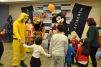ACıBADEM - Lösemili Çocuklar İçin Yeni Yıl Eğlencesi