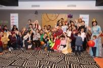NOEL - LÖSEV Çocukları 2017 Yılına Yeni Umutlarla Girdi
