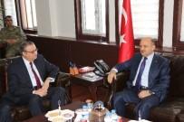 KARA KUVVETLERİ KOMUTANI - Milli Savunma Bakanı Işık Şırnak'ta