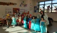 ÇİZGİ FİLM - Minik TED'liler Kostüm Partisinde Eğlendi