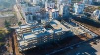 KAPALI ALAN - Muratpaşa Belediyesi Sivil Toplum Merkezinde Son Aşamaya Gelindi
