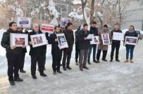 Muş'ta İmam Hatiplilerden Yılbaşı Protestosu