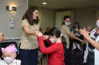 KEMİK İLİĞİ - Nakilli Çocuklar Yeni Yılı Kutladı