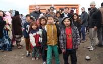 - Suriye Türkmenlerinin Çamur İçindeki Çadırlarda Yaşam Mücadelesi
