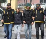 FUHUŞ - Polis İki Kapkaççıyı Aynı Evde Yakaladı