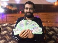 BÜYÜK İKRAMİYE - Sayısal Loto'dan Çıkan Parayla 320 Bilet Aldı