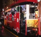 NOEL - Taksim'de Seyyar Orkestraya Yoğun İlgi