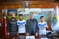 Tatvan'dan İki Sporcu Bursaspor'un Alt Yapısına Transfer Oldu