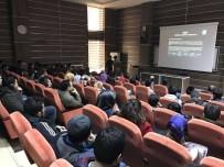 BÜLENT TURAN - Üstün Zekalı Öğrenciler Projelerini Anlattı