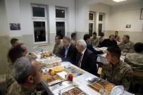 SİNAN ŞEN - Vali Gül, Vatani Görevini Yapan Askerlerin Yeni Yılını Kutladı