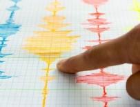 BOĞAZIÇI ÜNIVERSITESI - Van Gölü'nde 4.0 büyüklüğünde deprem
