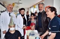 KEMİK İLİĞİ - VM Medical Park Samsun Hastanesi'nde Yeni Yıl Coşkusu