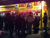 ÇEKİLİŞ - Yılbaşı Çekilişine Saatler Kala Nimet Abla'da Son Biletler Tükeniyor
