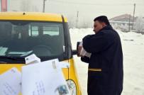 Yüksekova'da 6 Bin Öğrenciyi Heyecanlandıran Mektuplar