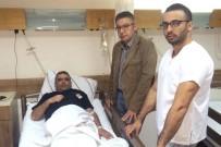 TESTIS - Adana'da Doktora Saldırı