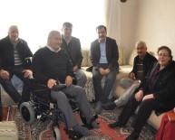 BİRİNCİ SINIF - AK Part'li Vekil Mehmet Erdem, Engelli Vatandaşı Sevindirdi