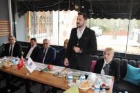 MURAT BAYBATUR - AK Parti MKYK Üyesi Baybatur Açıklaması 'Ekonomik Darbe Vurma Gayreti İçerisinde Olanlar Var'
