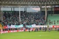 TEZAHÜRAT - Alanya'da Maç Sonu Olaylar Çıktı