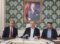 HıZLı TREN - Bakan Arslan'dan Adıyaman'a Hızlı Tren Müjdesi