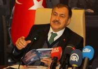 EROZYONLA MÜCADELE - Bakan Eroğlu Ve Kılıç Samsun'a Müjdelerle Geldi