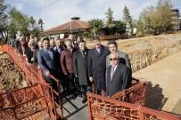 ULUBATLı HASAN - Başkan Türel, Kepez'deki Yatırımları İnceledi