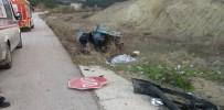 SAĞLIK EKİPLERİ - Bigadiç'te Kaza Açıklaması 1 Ölü
