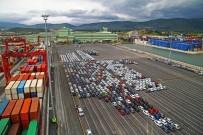 ULUDAĞ - Binek Otomobil İhracatı Rekor Kırdı