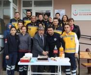 Burhaniye'de Başkan Yardımcısı Acilcileri Ziyaret Etti