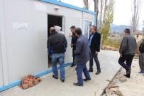 MOBİLYA - Büyükşehir Belediyesinden İhtiyaç Sahibine Konteynır Ve Ev Eşyası Yardımı