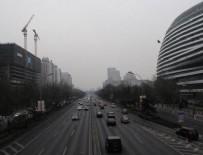 METEOROLOJI - Çin'de hava kirliliği sebebiyle turuncu alarm verildi