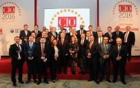 VODAFONE - 'CIO Ödülleri 2016' Sahiplerini Buldu