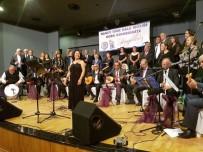 TİCARET ODASI - DAHOT'tan Türk Halk Müziği Konseri