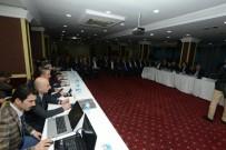 TERMAL TURİZM - Denizli'de TOKİ Projeleri Masaya Yatırıldı