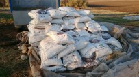 PARMAK İZİ - Diyarbakır'da Ele Geçirildi Açıklaması Tam 2.5 Ton !