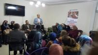 ÖĞRETMENLER - Eğitim Bir- Sen Kahta'da Aday Öğretmenlerle Buluştu