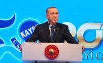 YAVUZ SULTAN SELİM - Erdoğan Açıklaması Gelin Şu Dövizleri TL'ye Çevirelim