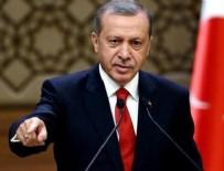 TWITTER - Erdoğan'ın sözlerinden sosyal medyayı salladı