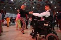 ÖZGÜR ÖZDEMİR - Finike'de Engelli Vatandaşlar Doyasıya Eğlendi