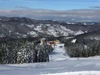 KAYAK MERKEZİ - Ilgaz Dağı Kayak Sezonuna Hazır