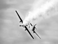 UÇAK KAZASI - Özel uçak düştü: 4 ölü